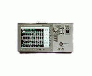 HP/AGILENT 86142A/6/17 OPTICAL SPECTRUM ANAL., OPT. 6/17